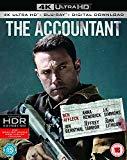 The Accountant [Blu-ray] [2016]