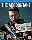 The Accountant [Blu-ray] [2017]