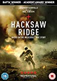 Hacksaw Ridge [DVD] [2017]