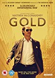 Gold  [2017] DVD