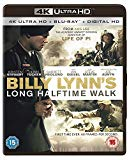 Billy Lynn's Long Halftime Walk (2 DISC 4K ULTRA HD & BLU-RAY) [2017]