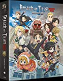 Attack on Titan: Junior High - Blu-Ray
