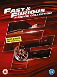 Fast & Furious 1-7 + Bonus Disc (DVD) [2017]