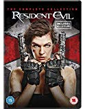 Resident Evil: The Complete Collection  [2017] DVD