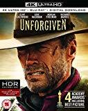 Unforgiven [Blu-ray] [2017]