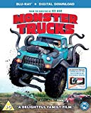 Monster Trucks (Blu-ray + Digital Download) [2016]