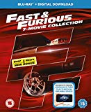 Fast & Furious 1-7 + Bonus Disc (BD) [Blu-ray] [2017]