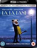 La La Land [4K] [Blu-ray] [2017] Blu Ray