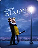 La La Land Steelbook [Blu-ray] [2017]