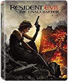 Resident Evil: The Final Chapter [Blu-ray] (Steelbook)