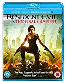 Resident Evil: The Final Chapter [3D Blu-ray] [2 Discs] [2017] or Similar