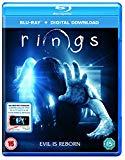 Rings [Blu-ray] [2017]