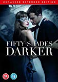 Fifty Shades Darker Unmasked Edition DVD + Digital Copy [2017]