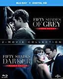Fifty Shades Darker + Fifty Shades of Grey BD Double Pack BD + Digital Copy [Blu-ray] [2017]