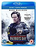 Patriots Day [Blu-ray + Digital HD] [2017]