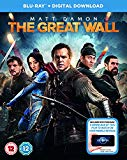 The Great Wall (+ digital download) [Blu-ray] [2017] Blu Ray