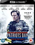 Patriots Day [4K Ultra HD + Blu-ray + Digital HD] [2017]