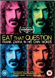 Eat That Question - Frank Zappa  [2016] DVD