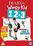 Diary of a Wimpy Kid 1-3 [DVD] [2017]