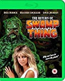 The Return of the Swamp Thing (Blu-Ray) Blu Ray