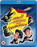 Abbott And Costello Meet Frankenstein (BD) [Blu-ray] [2017]