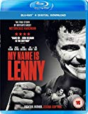 My Name Is Lenny [Blu-ray + UV] [2017]