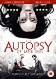 Autopsy Of Jane Doe [DVD]
