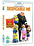 Despicable Me (2017 resleeve) (DVD)