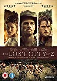 The Lost City Of Z [DVD]