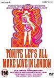 Tonite Let's All Make Love In London [DVD]