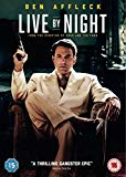Live By Night [Includes Digital Download] [DVD] [2017]