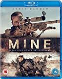 Mine [Blu-ray] [2017]