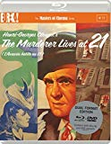 The Murderer Lives At 21 [L'ASSASSIN HABITE AU 21](Masters of Cinema) Dual Format (Blu-ray & DVD) Edition
