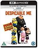 Despicable Me (4K UHD+2D BD+UV) [Blu-ray] [2017]