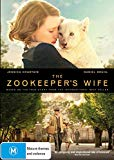 The Zookeeper's Wife BD + digital download [Blu-ray] [2017]