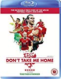 Don't Take Me Home Blu-Ray