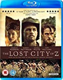 The Lost City Of Z [Blu-ray] Blu Ray
