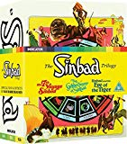 The Sinbad Trilogy (Dual Format Limited Edition) [Blu-ray]