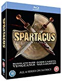 Spartacus Complete - Slim Edition [Blu-ray]