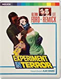 Experiment in Terror (Dual Format Limited Edition) [Blu-ray]