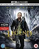 I Am Legend [4K UHD] [2016] [Includes Digital Download] [Blu-ray]