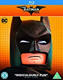 The LEGO Batman Movie [Includes Digital Download] [Blu-ray] [2017]