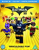 The Lego Batman Movie (Blu-Ray 3D + Digital Download) [2017] Blu Ray