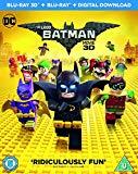 The Lego Batman Movie (Blu-Ray 3D + Digital Download) [2017] Blu Ray