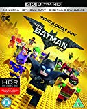 The LEGO Batman Movie [Includes Digital Download] [4K UHD Blu-ray] [2017] Blu Ray
