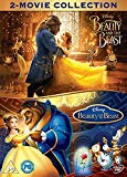 Beauty & The Beast Live Action/Animated Doublepack [DVD] [2017]