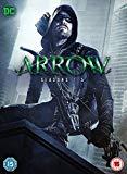 Arrow: Seasons 1-5 [DVD]