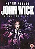 John Wick 1&2 [DVD] [2017]
