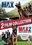 Max/ Max 2: Whie House Hero (2pk) [DVD] [2017]