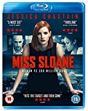 Miss Sloane [Blu-ray] [2017]